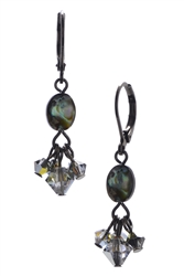Allison Drop Earring - Natural Abalone