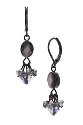 Allison Drop Earring - Black Luster Abalone