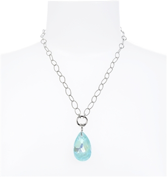 Elizabeth Necklace - Aqua