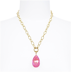Elizabeth Necklace - Pink