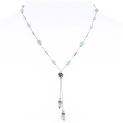 Heidi Necklace - Pacific Opal