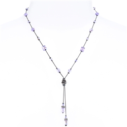 Heidi Necklace - Violet