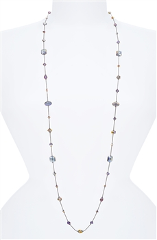 Hailey Long Necklace - Prism