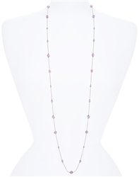 Lyla Necklace - Violet