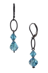 Melinda Drop Earring - Teal