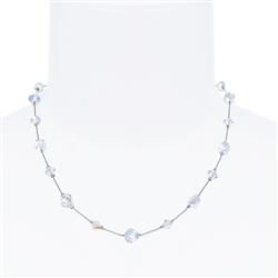 Melinda Necklace - Clear