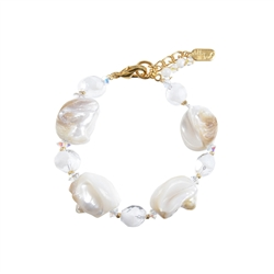 Ronnie Fabulous Bracelet - Shell