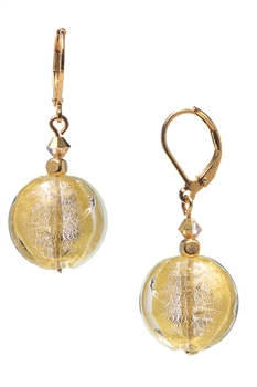 Ronnie Fabulous Drop Earring - Gold