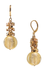 Ronnie Fabulous Long Earring - Gold