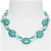 Ronnie Fabulous Necklace - Turquoise
