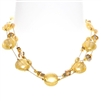Ronnie Fabulous Necklace - Gold