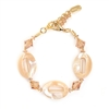 Ronnie Mae Bracelet - Mother of Pearl