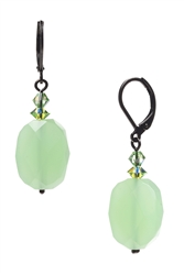 Ronnie Mae Drop Earrings - Mint