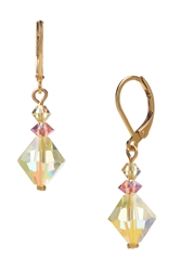 Ronnie Mae Drop Earrings - Yellow Multi