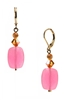Ronnie Mae Drop Earrings - Pink / Orange