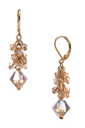 Ronnie Mae Long Earrings - Lt. Colorado