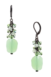 Ronnie Mae Long Earrings - Mint