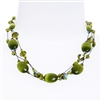 Ronnie Mae Necklace - Olivine