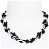 Ronnie Mae Necklace - Jet Black