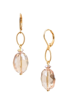 Ronnie Ring Earring - Golden Shimmer