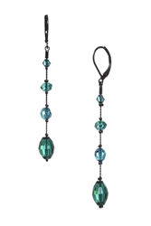 Willow Earrings - Teal