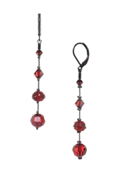 Willow Earrings - Red