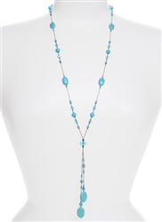 Willow Necklace - Turquoise