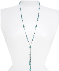 Willow Necklace - Teal