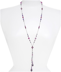 Willow Necklace - Jewel Tone Multi